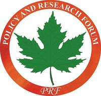 Policy and Research Forum logo
