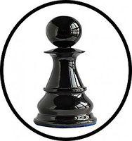 Black Pawn Press logo