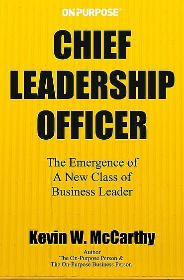 Case study: Chief Leadership Officer #book