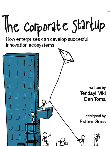 Case study: The Corporate Startup #book