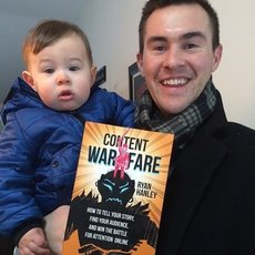 "<p>Ryan Hanley, author of <a href=""https://publishizer.com/content-warfare/"">Content Warfare</a>, $10,905 pre-orders (Amazon #1 bestseller)</p>"