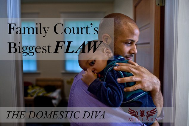 How Men Are Falsely Accused of Domestic Violence In Order to Win in Family Court