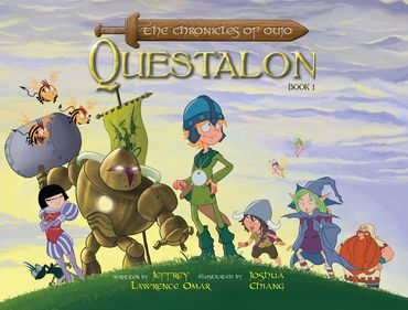 The Chronicles of Oujo: Questalon