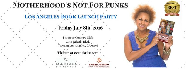 LA Book Launch Party