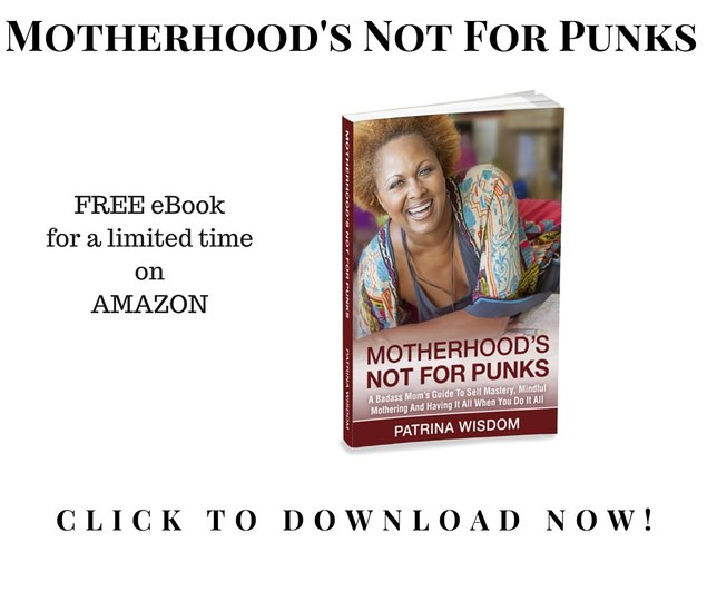 """""""Motherhood's Not For Punks"""" Now Available on Amazon"""