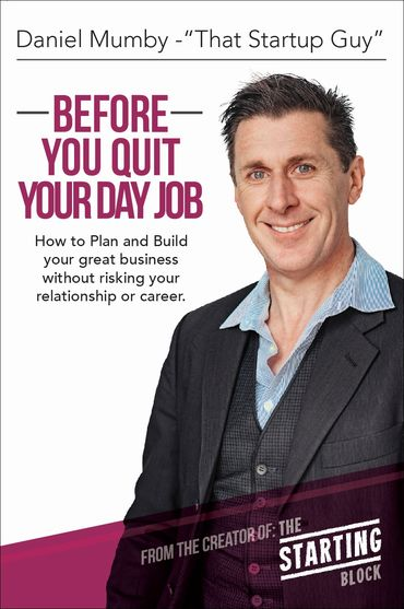Before you quit your day job book